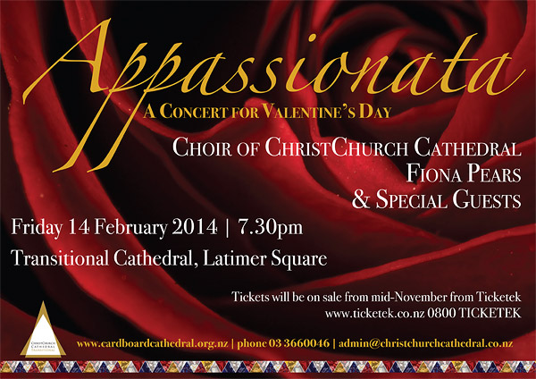 Fiona Pears - Concert - Appassionata - 20140214