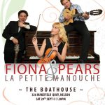 Fiona Pears Concert - Nelson Boathouse - 20120929