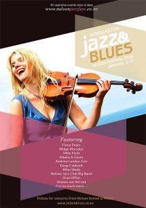 Fiona Pears - Concert - Nelson Jazz Festival - 20140103